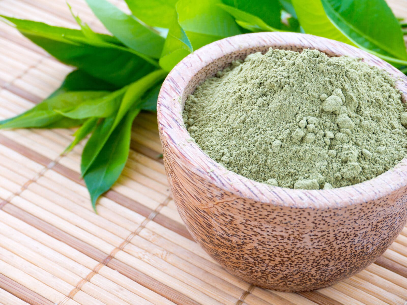 white vein kratom powder
